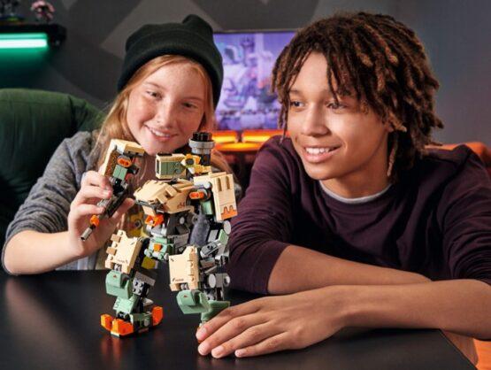 Overmatch Bastion Lego 8