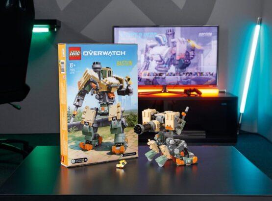 Overmatch Bastion Lego 9