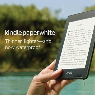 "Amazon Kindle Paperwhite 6""/ 32gb Sumergible Wifi 3"