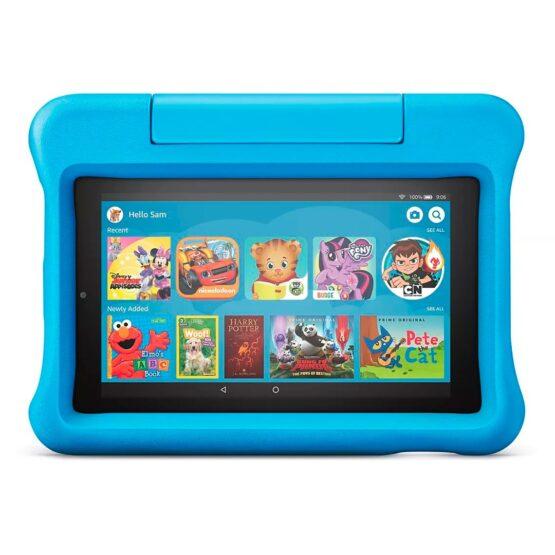 Tablet Para Niños Amazon 7 1gb 16gb Funda Con Soporte 5