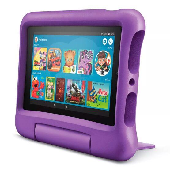 Tablet Para Niños Amazon 7 1gb 16gb Funda Con Soporte 6