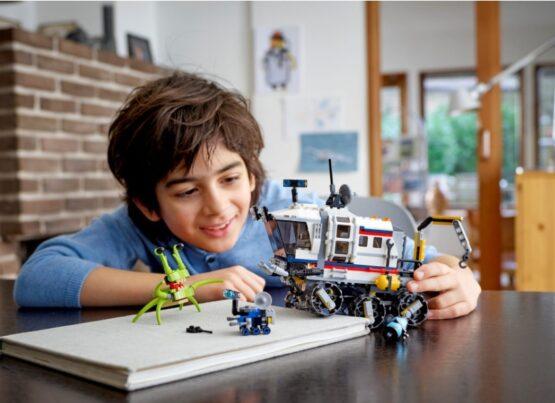 Lego Creator 3 en 1 Explorador de Space Rover 5