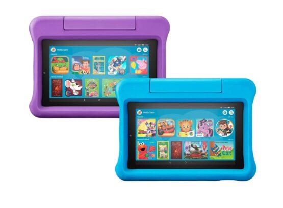 Tablet Para Niños Amazon 7 1gb 16gb Funda Con Soporte 1