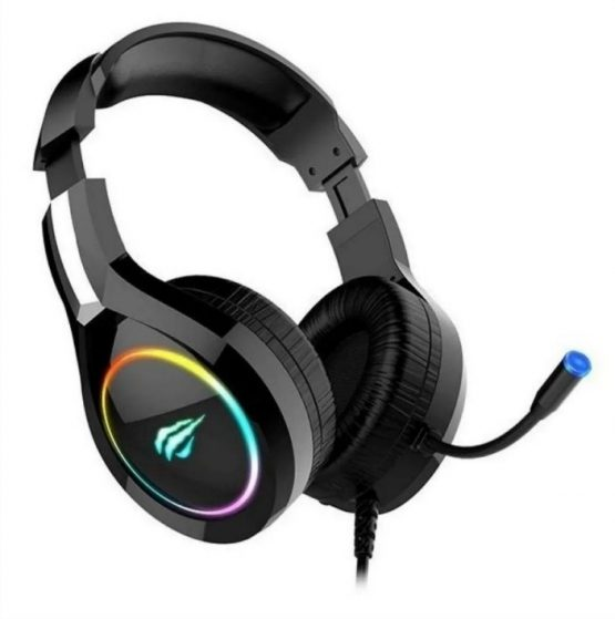Auricular Havit Gaming H2232d 3.5 Black 1