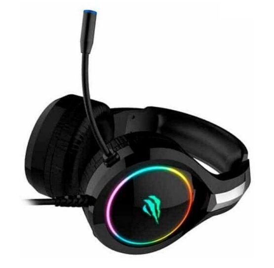 Auricular Havit Gaming H2232d 3.5 Black 2