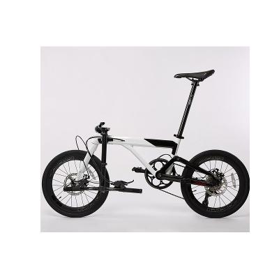 """Bicicleta Java Neo 2 Plegable con Cuadro de 20"""" 2"""