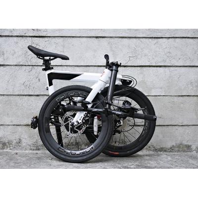 """Bicicleta Java Neo 2 Plegable con Cuadro de 20"""" 3"""