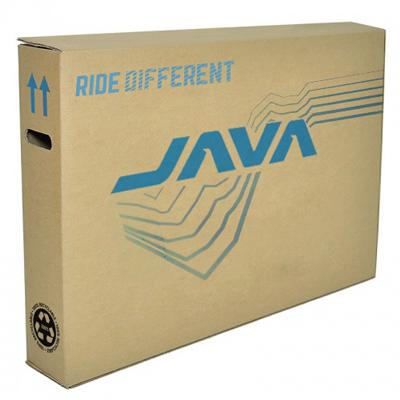 """Bicicleta Java Neo 2 Plegable con Cuadro de 20"""" 4"""
