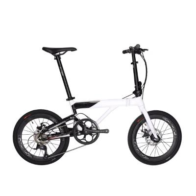 """Bicicleta Java Neo 2 Plegable con Cuadro de 20"""" 1"""