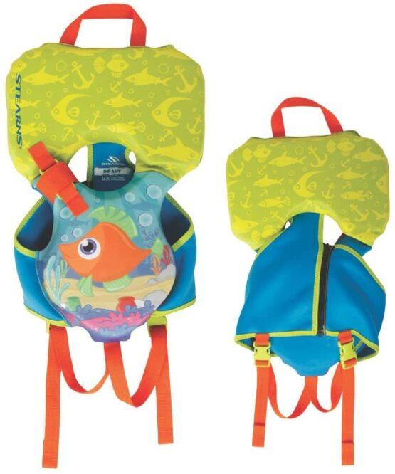 Chaleco Salvavidas Puddle para Niños hasta 14Kg 1