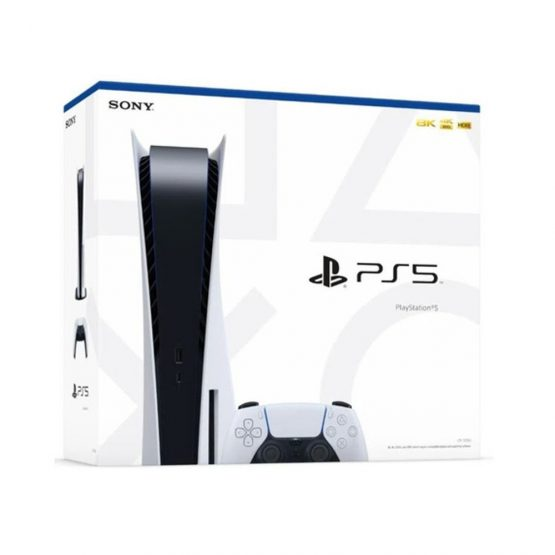 Consola Sony Playstation 5 Ps5 825gb Con Lectora 1