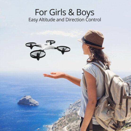 Drone Quadricoptero Holy Stone HS220 5