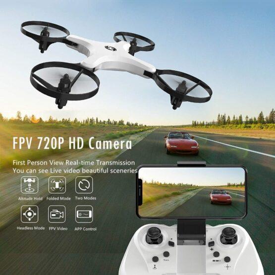 Drone Quadricoptero Holy Stone HS220 6