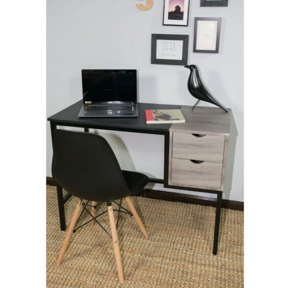 Escritorio Unsi Furniture 2 Cajones con detalles en Madera 2