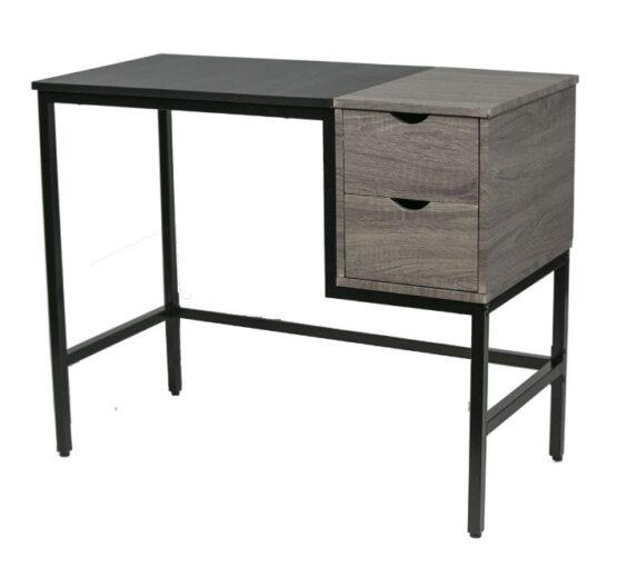 Escritorio Unsi Furniture 2 Cajones con detalles en Madera 1