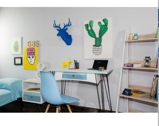 Escritorio Unsi Furniture Hairpin Legs - 63600 3