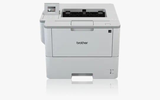 Impresora Laser Monocromo de Alto Rendimiento Brother HL-L6400DW 1