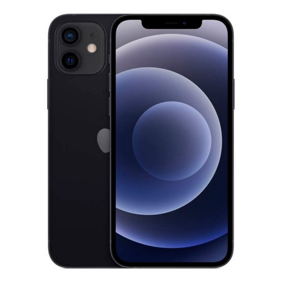 """IPhone 12 6,1""""/ 4Gb/ 64Gb/ Dual Cam/ 12mp 5"""