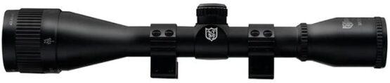 Mira Telescopica Nikko Stirling Mountmaster 4-12X40 Con Montajes 3/8 HMD 3