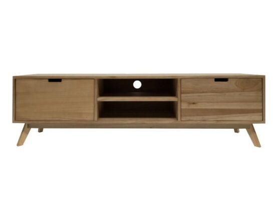 Rack Unsi Furniture Tv Madera 1