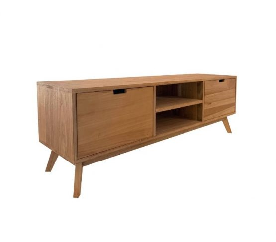 Rack Unsi Furniture Tv Madera 2