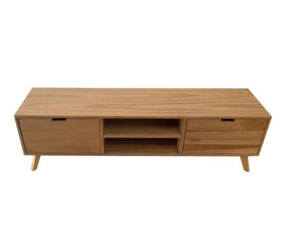 Rack Unsi Furniture Tv Madera 3