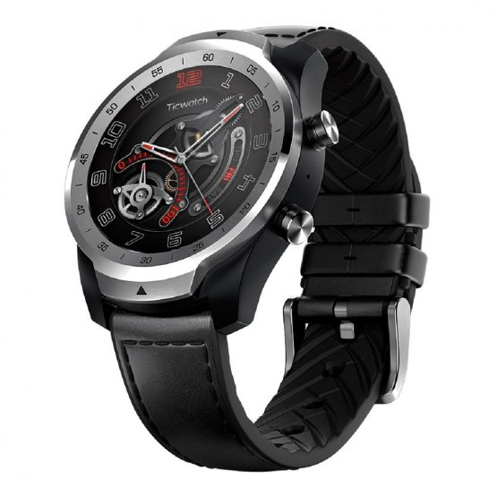 Reloj Inteligente Mobvoi Smartwatch Ticwatch PRO 2020 45 MM 2