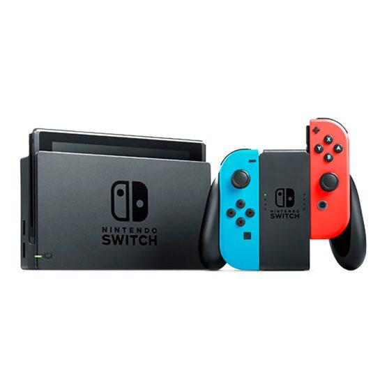 Consola Nintendo Switch 1