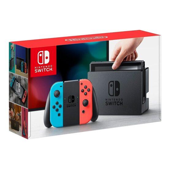 Consola Nintendo Switch 4