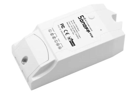 Interruptor Inteligente Wifi Sonoff Pow R2 4