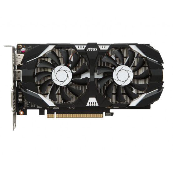 Tarjeta de Video MSI Geforce GTX 1050 TI Gaming 4G 2