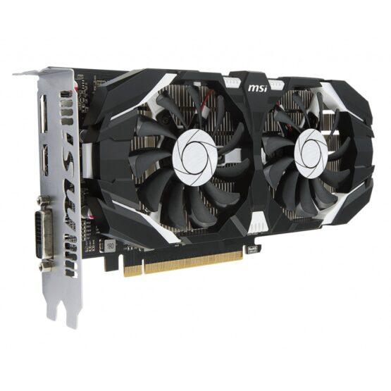 Tarjeta de Video MSI Geforce GTX 1050 TI Gaming 4G 3