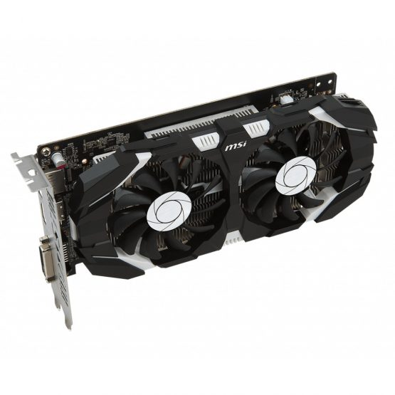 Tarjeta de Video MSI Geforce GTX 1050 TI Gaming 4G 4