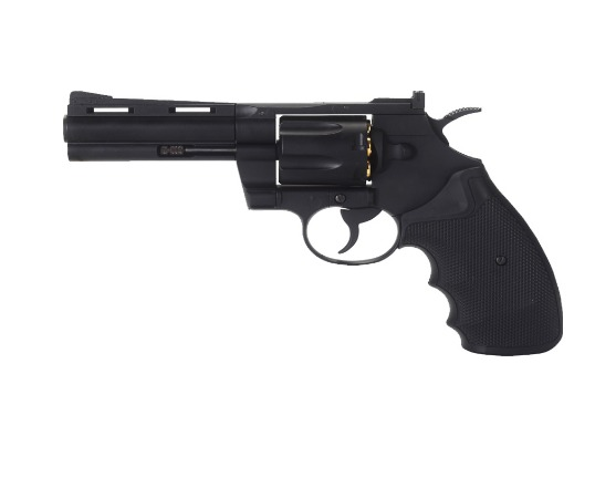 Revolver Kwc Modelo 357 Full Metal 4.5mm 1