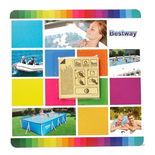 Set de 5 Parches Bestway Para piscina Adhesivo 1