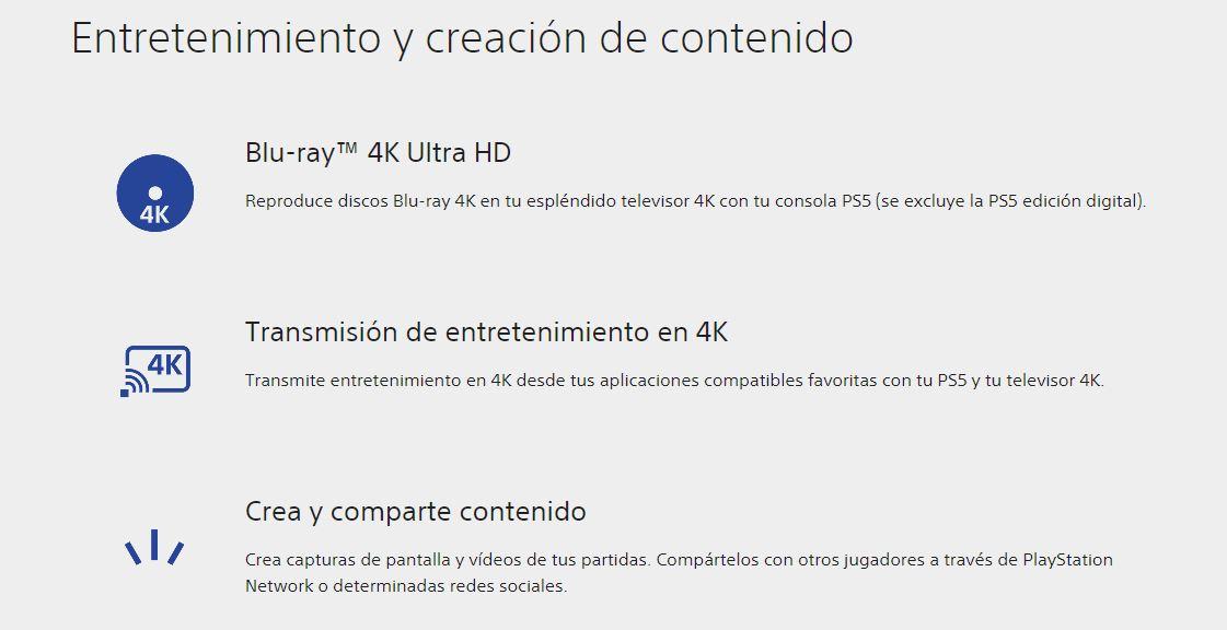 Consola Sony Playstation 5 Ps5 825gb Con Lectora 9