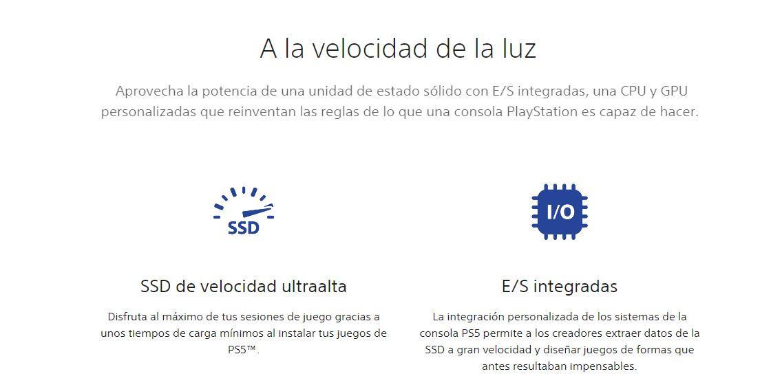 Consola Sony Playstation 5 Ps5 825gb Con Lectora 6