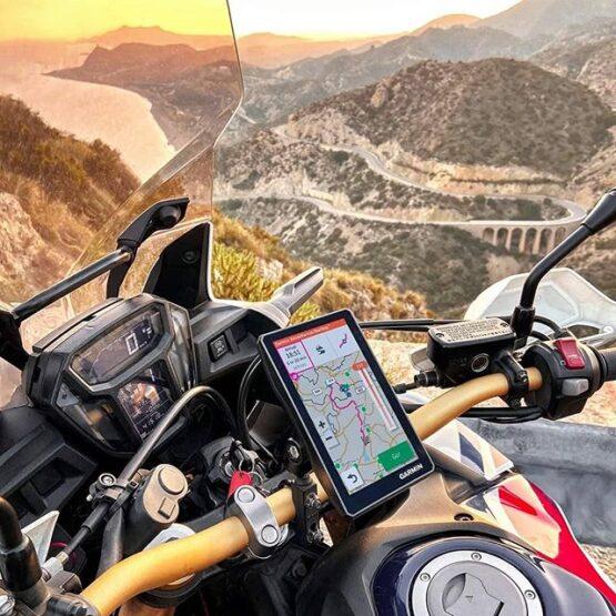 Zumo XT Garmin Gps para Motocicletas 6