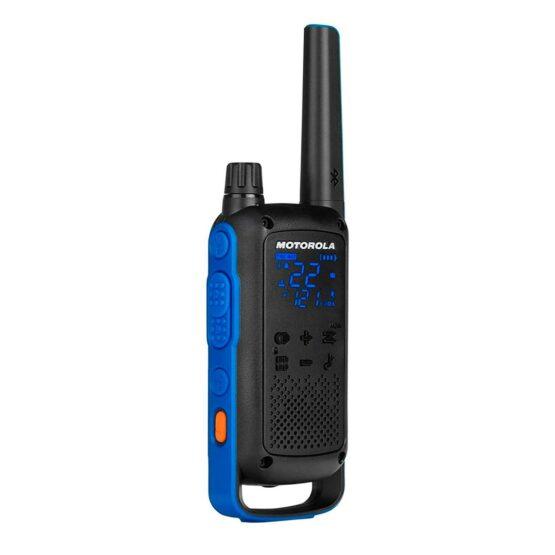2 Radios Walkie Talkie Motorola Handy 2 Vias T800 2