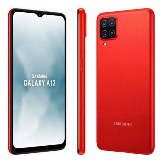 """Celular Samsung A12/ 6,5""""/ 4Gb/ 64Gb/ Quad Cam 48mp 3"""