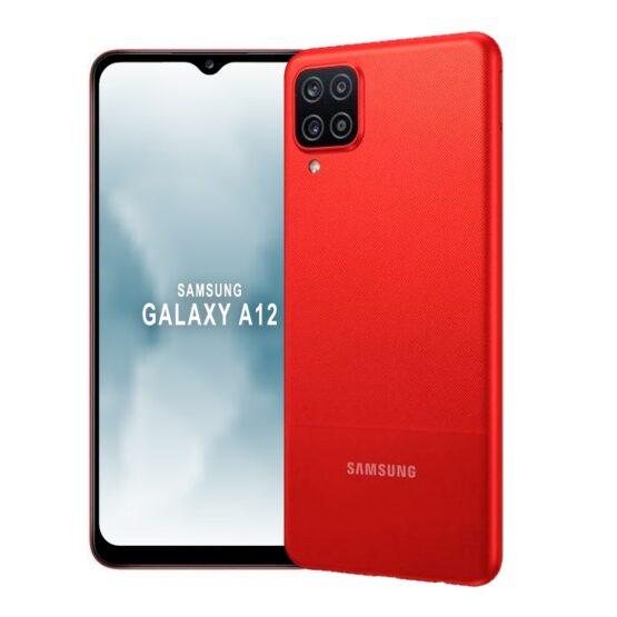 """Celular Samsung A12/ 6,5""""/ 4Gb/ 64Gb/ Quad Cam 48mp 4"""