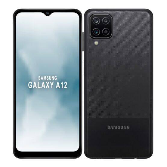 """Celular Samsung A12/ 6,5""""/ 4Gb/ 64Gb/ Quad Cam 48mp 5"""