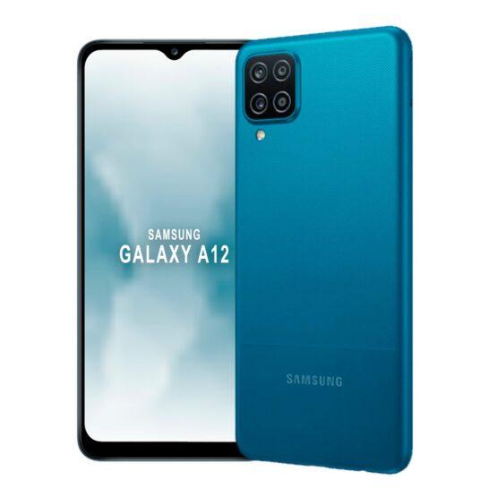 """Celular Samsung A12/ 6,5""""/ 4Gb/ 64Gb/ Quad Cam 48mp 9"""