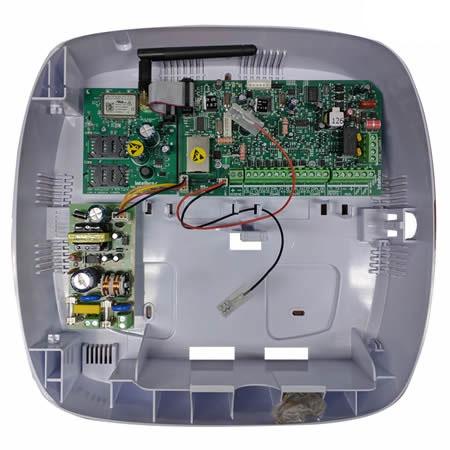 Panel de Alarma Central Monitoreada Intelbras AMT2018EG 2