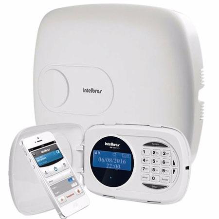 Panel de Alarma Central Monitoreada Intelbras AMT2018EG 4