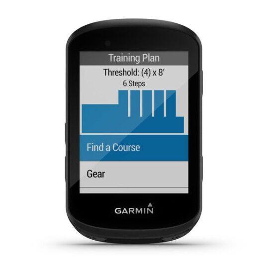 Ciclocomputador Garmin Edge 530 GPS de Alto Rendimiento Bundle con Mapas 2