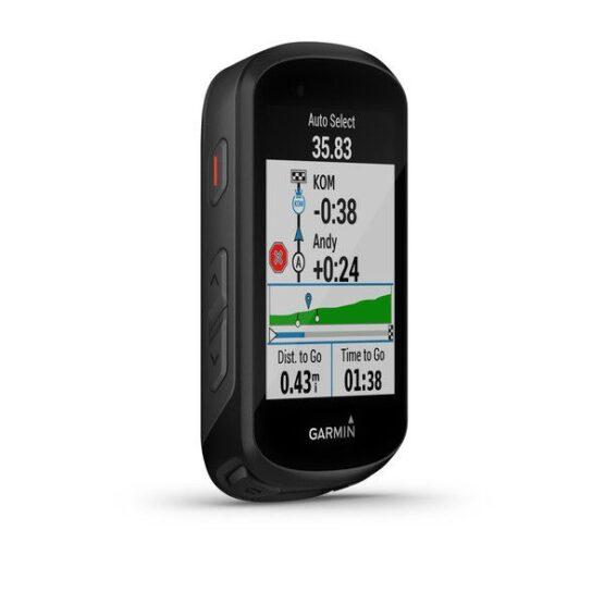 Ciclocomputador Garmin Edge 530 GPS de Alto Rendimiento Bundle con Mapas 3
