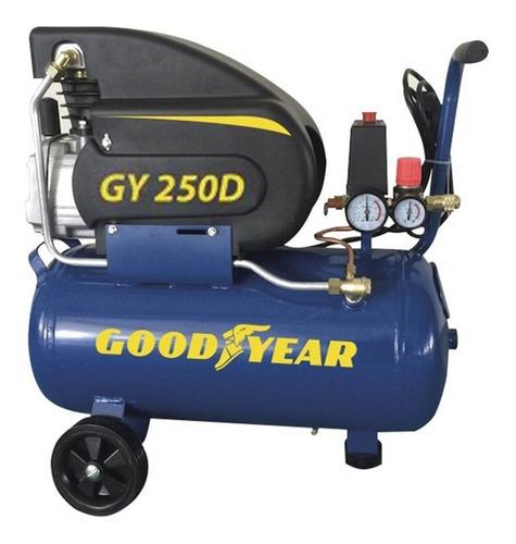 Compresor Electrico Goodyear 2HP 50 Litros 1