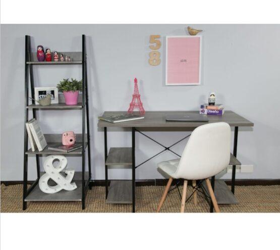 Escritorio Unsi Furniture 4 Estantes 6