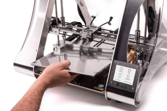 Impresora 3D ZMorph VX Multitool impresion 3D, fresado CNC y grabado laser 3